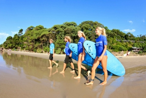 2-Hour Small Group Surf Lesson