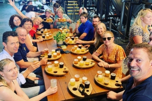 Arvo Session Brewery and Distillery Tour