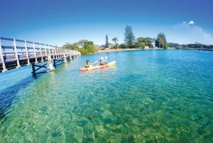 Byron Bay: Brunswick River Scenic Kayak Tour