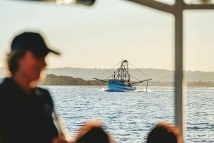 Byron Bay: Scenic Sunset River Cruise