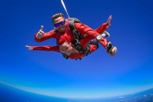 Byron Bay Tandem Skydive