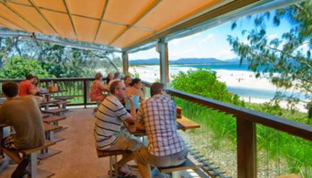Byron Beach Cafe