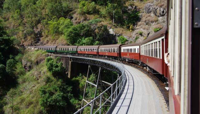 Tropical North Queensland's Rail Journeys