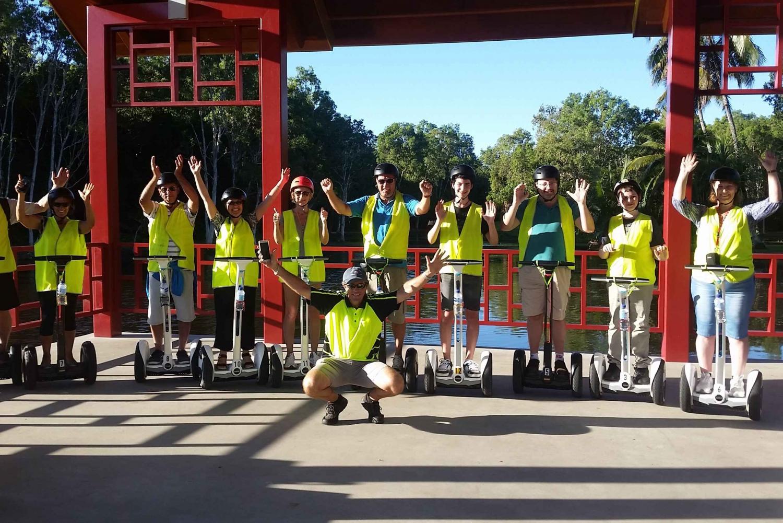 1.5-Hour Segway Tour of Cairns and Botanic Gardens