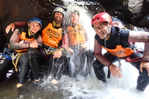 6-Hour Canyoning Tour to Crystal Canyon
