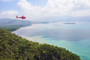 60 Minute Reef and Rainforest Scenic Flight