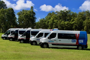 Airport to Cairns/Port Douglas Transfer
