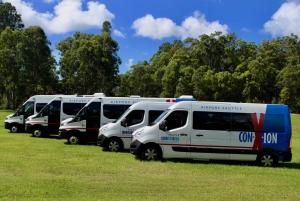 Airport to Cairns/Port Douglas Transfer