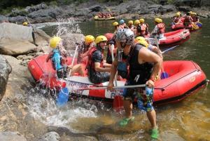 Barron Gorge: Half-Day Barron River White-Water Rafting