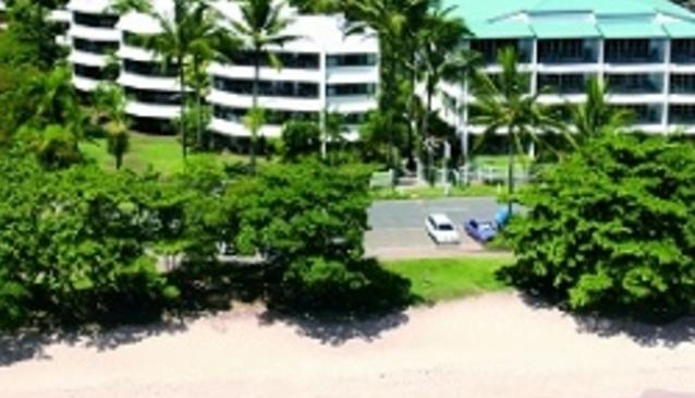 Beachfront Apartments on Trinity Beach