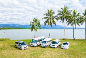 Cairns Airport: Private Transfer to/from City and Beaches