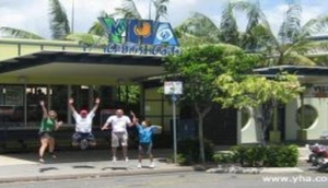 Cairns Central YHA Backpackers Hostel