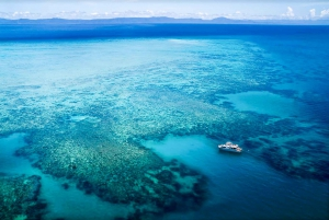 Cairns: Outer & Coral Cay Reefs Cruise with Snorkeling/Dive