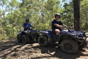 Cairns: Quad Bike Tour and White-Water Rafting