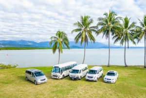 Cairns: Shared Airport Transfer to/from City and Beaches