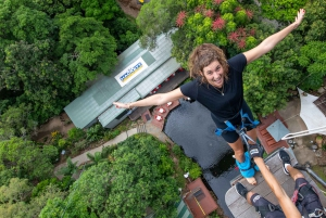 Cairns: Skypark All Day Adventure Pass
