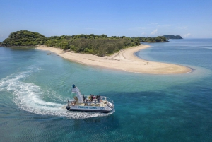 Cairns: Snorkel & Dive a Secluded Great Barrier Reef Island