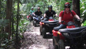 Down & Dirty Quad Bike Tours
