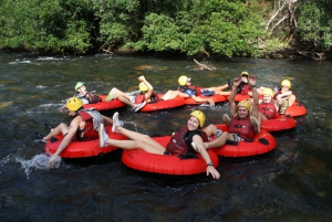 From Cairns and Northern Beaches: Rainforest River Tubing