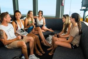 From Cairns: Fitzroy Island Return Catamaran Transfer
