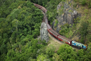 From Cairns: Full-Day Kuranda Army Duck Experience Tour