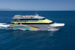From Cairns: Green Island Reef Catamaran Cruise