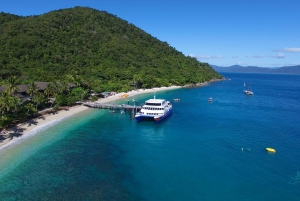 From Fitzroy Island Return Catamaran Transfer