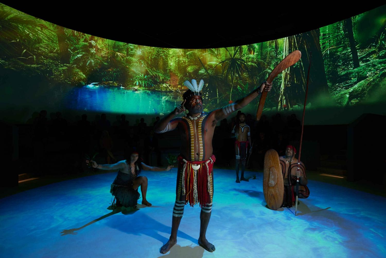 From Kuranda All-Inclusive Indigenous Experience