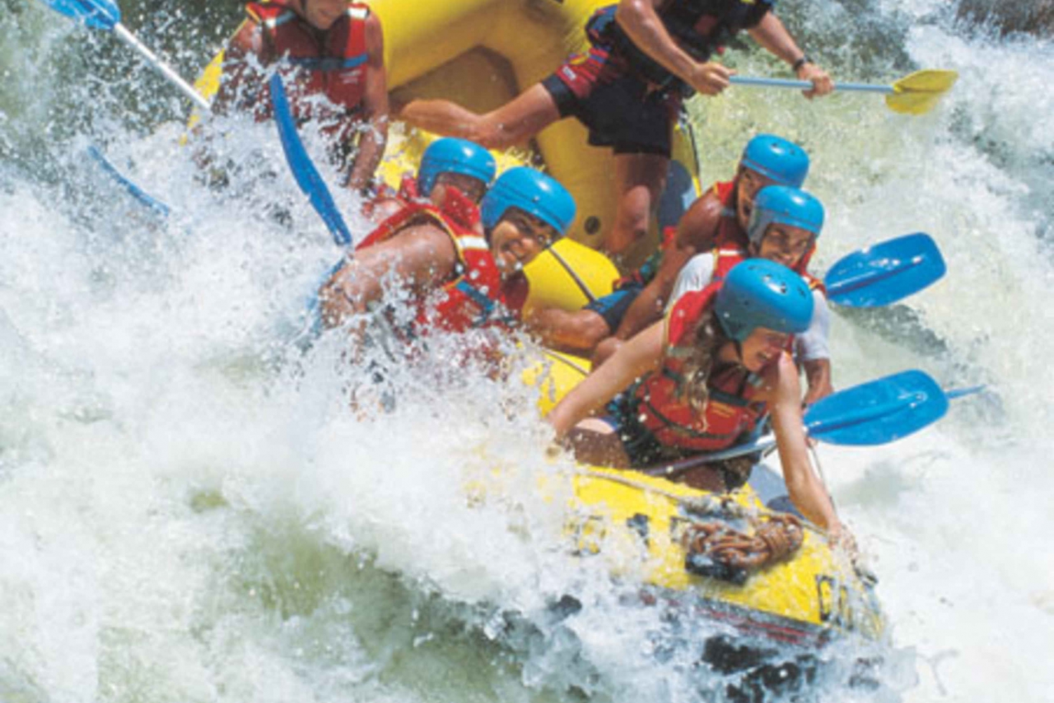 Full-Day Tully River White Water Rafting Trip