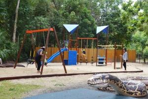 Hartley's Crocodile Adventures: Entrance Ticket