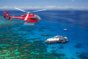 Helicopter and Outer Reef Packages