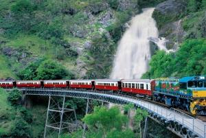 Kuranda Scenic Railway and Palm Cove Tour