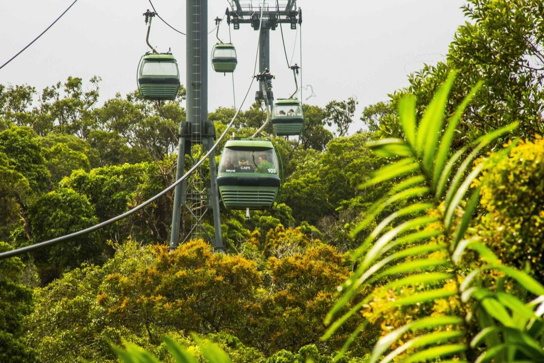 Kuranda Skyrail Rainforest Cableway and Scenic Railway