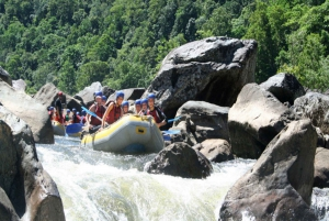 Quad Bike Tour and White-Water Rafting