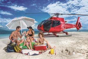 Secluded Cay Helicopter Tour
