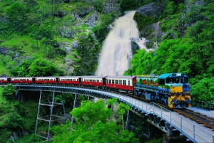 Self-Drive Kuranda Experience: Skyrail and Scenic Rail