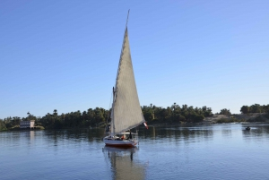 1 or 2-Hour Felucca Ride on the Nile with Transfers