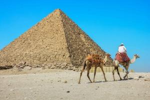 2-Day Pyramid, Museum, Bazaar Private Tour