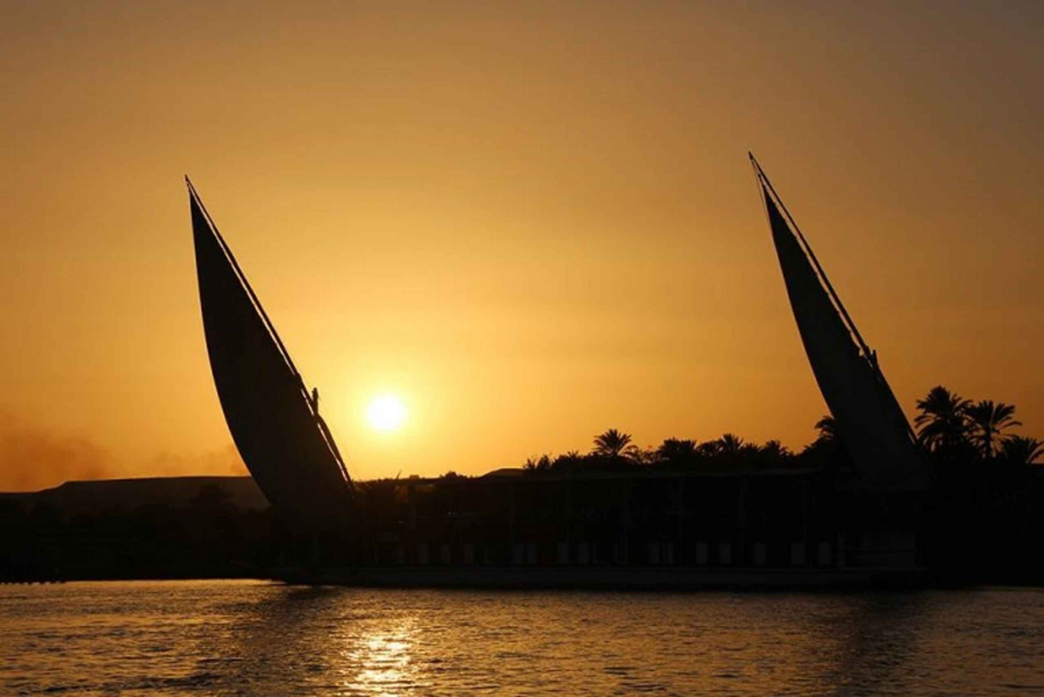 2-Hour Felucca Ride on the Nile