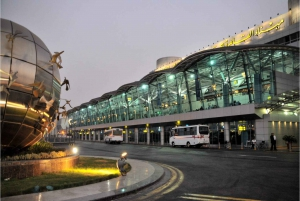 Cairo Airport: Immigration Assistance and Private Transfer