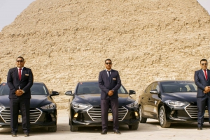 Cairo and Alexandria: One-Way or Return Private Transfer