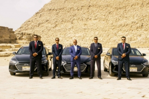 Cairo and Hurghada One-Way or Return Private Transfer