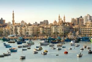 Cairo: Archeological Day-Trip to Alexandria