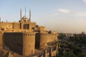 Cairo Citadel, Old Cairo and Khan El Khalili: Private Tour