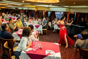 Cairo: Dinner Cruise on the Nile River