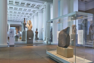 Cairo: Egyptian Museum 4-Hour Private Tour with Transfer
