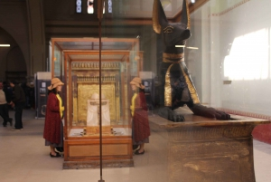 Cairo: Egyptian Museum of Antiquities Ticket and Transfer