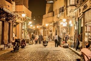 Cairo: El-Moez Street, Cairo Tower, and El-Fishawy Café