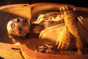 Cairo: National Museum of Egyptian Civilization Guided Tour
