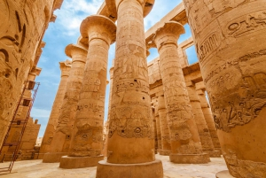 Cairo: Overnight Trip to Luxor by Plane